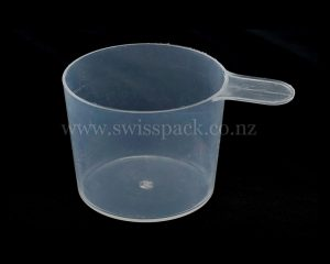 60 ML Clear Measuring Scoops