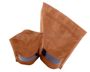 Kraft Look Stand Up Pouch