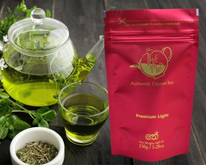 Organic tea packaging