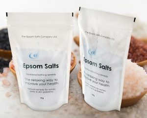 Bath Salt Packaging