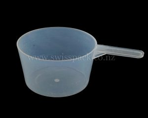 100 ML Clear Measuring Scoops