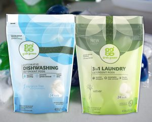Detergents Packaging Bags