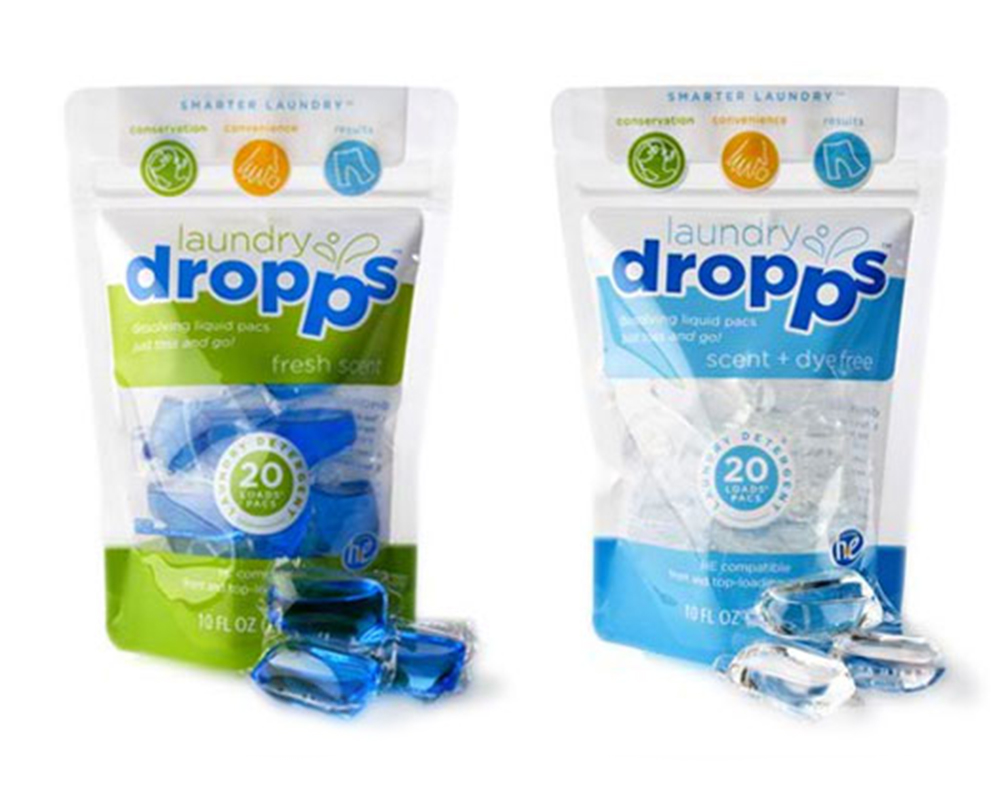 Detergent Packaging Liquid Packaging Pouches