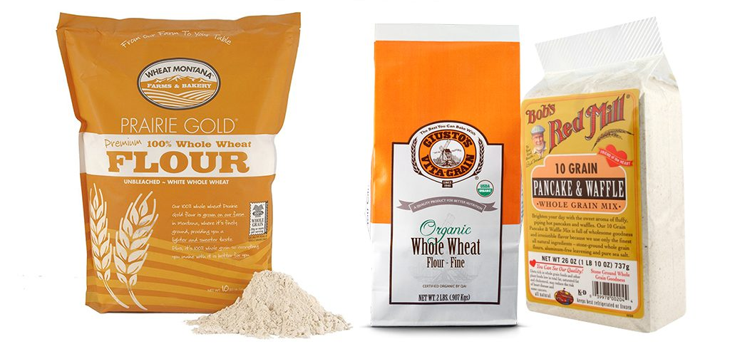 Grain Flour Packaging 1