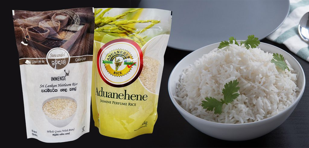 Rice Packaging 1