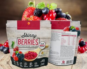 Berries Superfood Packaging