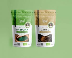 Obio Organic Food Packaging