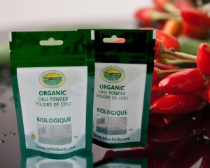 Chili Powde Organic Food Packaging