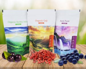 Organic Powder Packaging