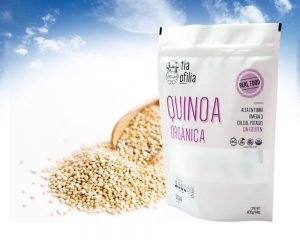 Quiona Organic Packaging