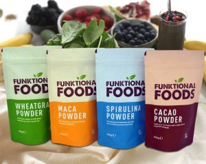 Super Foods Packaging