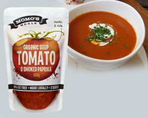 Tomato Soup Organic Packaging