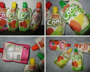 cool fruit Spout Pouches